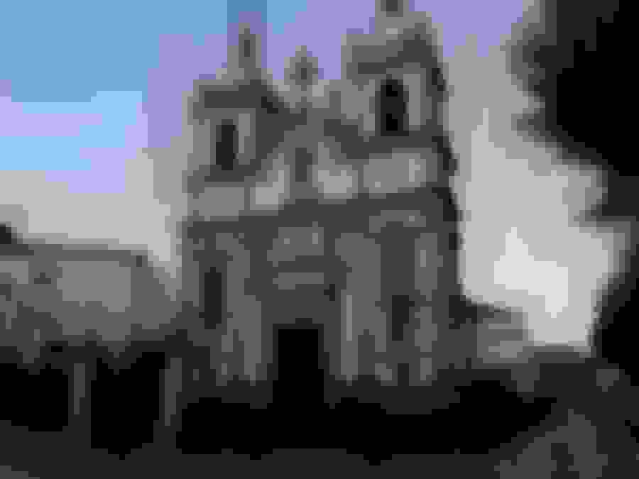 A Capela de São Pedro